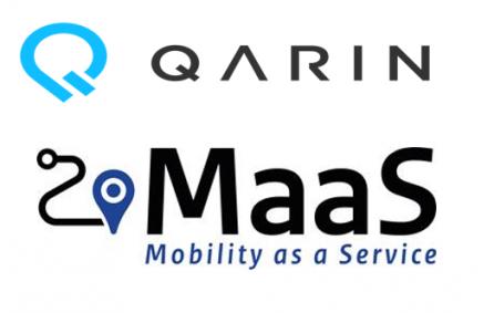 logo Maas en logo Quarin
