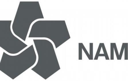 Logo van NAM