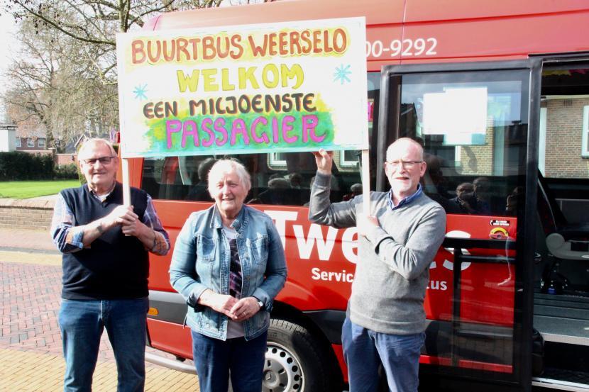 buurtbus reizigster