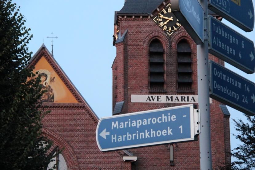 Habrinkhoek Mariaparochie